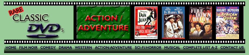 Action/Adventure Introduction