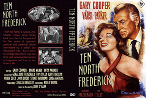 Ten North Frederick DVD