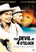 The Devil At 4 O'Clock DVD