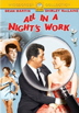 All In A Night's Work DVD