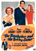 The Bachelor And The Bobby-Soxer DVD