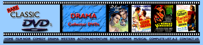 Drama Collector DVDs