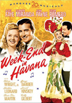 Week-End In Havana DVD