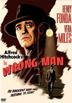 The Wrong Man DVD
