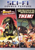 The Beast From 20,000 Fathoms/Them! DVD