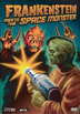 Frankenstein Meets The Space Monster DVD