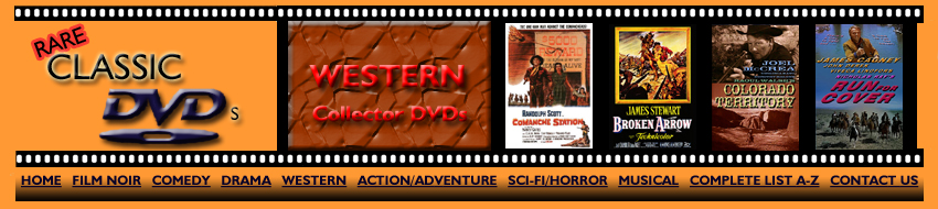 Western Collector DVDs